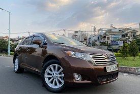 Cần bán Toyota Venza 2.7 năm 2010, màu nâu, nhập khẩu giá 635 triệu tại Tp.HCM