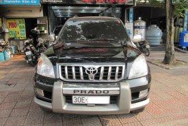 Cần bán gấp Toyota Prado năm 2007, màu đen, xe nhập, giá tốt giá 620 triệu tại Hà Nội