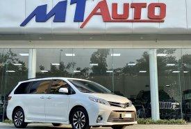 Bán Toyota Sienna Limidted đời 2019, màu trắng, nhập khẩu giá 3 tỷ 950 tr tại Hà Nội