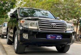 Bán xe Toyota Land Cruiser VX đời 2013, màu đen, giá thương lượng giá 2 tỷ 196 tr tại Hà Nội