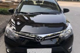 Bán Toyota Vios đời 2015, màu đen giá cạnh tranh giá 355 triệu tại Hà Nội