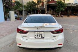 Bán xe cũ Mazda 6 sản xuất 2016, màu trắng giá 610 triệu tại Hà Nội