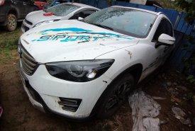 Ngân hàng phát mãi chiếc Mazda CX 5 đời 2017, màu trắng, giá thấp, full đồ giá 710 triệu tại Hà Nội