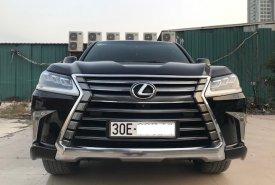Bán Lexus LX570 màu đen sản xuất 2016 đăng ký 2016, một chủ từ đầu, xe đi giữ gìn rất mới giá 6 tỷ 500 tr tại Hà Nội