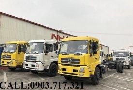 Công ty bán xe tải DongFeng B180 9 tấn nhập 2019 thùng 7m6. Dongfeng 9 tấn giá tốt giá 940 triệu tại Bình Dương