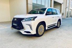 Bán xe Lexus LX 570 năm 2020, màu trắng, xe nhập giá 10 tỷ 300 tr tại Hà Nội