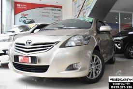 Bán Toyota Vios 1.5G đời 2013 lướt, giá tốt giá 460 triệu tại Tp.HCM