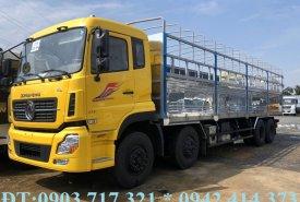 Xe tải Dongfeng 4 chân nhập khẩu 17T9 mới 2019, giá nhà máy giá 1 tỷ 560 tr tại Bến Tre