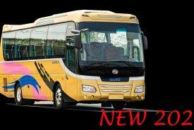Bán xe khách Samco Isuzu 29 chỗ ngồi bầu hơi máy sau - 06 bầu hơi giá 2 tỷ 195 tr tại Tp.HCM