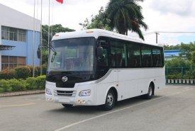 Xe khách Samco Isuzu 29/34 nhíp giá cả hợp lý thanh toán linh hoạt giá 1 tỷ 590 tr tại Cần Thơ