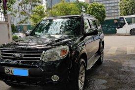 Cần bán xe Ford Everest 2.5L đời 2014, màu đen, giá 530tr giá 530 triệu tại Hà Nội