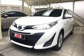Cần bán Toyota Vios 1.5E MT đời 2018, màu trắng, số sàn, giá chỉ 495 triệu giá 495 triệu tại Tp.HCM