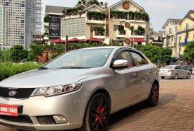 Cần bán lại xe Kia Forte SLi đời 2009, màu bạc, nhập khẩu chính hãng, giá tốt giá 325 triệu tại Hà Nội
