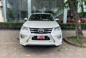 Cần bán lại xe Toyota Fortuner G đời 2018, màu trắng, nhập khẩu giá 940 triệu tại Tp.HCM
