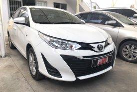 Bán xe Vios E sản xuất 2019 màu trắng giá mềm, khách ngã giá em bán luôn giá 500 triệu tại Tp.HCM