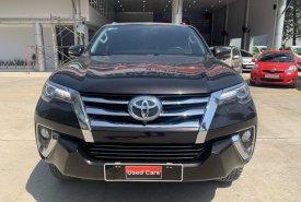 Bán Toyota Fortuner 2.7V 2 cầu - số tự động - máy dầu - Nhập Indonesia giá 1 tỷ 230 tr tại Tp.HCM
