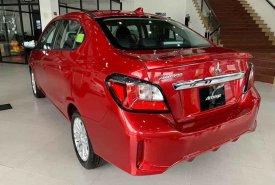 Cần bán Mitsubishi Attrage 1.2 CVT đời 2020, màu đỏ, nhập khẩu chính hãng, giá chỉ 460 triệu giá 460 triệu tại Nghệ An
