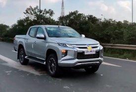 Cần bán xe Mitsubishi Triton 4X2 AT 2020, nhập khẩu chính hãng, giá tốt giá 630 triệu tại Nghệ An