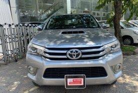 Cần bán Toyota Hilux đời 2016, màu bạc, xe nhập giá 710 triệu tại Tp.HCM