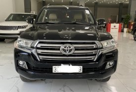 Bán Toyota Land Cruiser VX 4.6 V8 2016,màu đen, xe siêu mới, biển Hà Nội giá 2 tỷ 980 tr tại Hà Nội