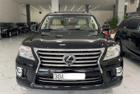Bán xe Lexus LX 570 2013, màu đen, nhập khẩu giá 3 tỷ 790 tr tại Tp.HCM