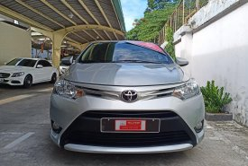 Xe Toyota Vios E 2016, màu bạc giá 430 triệu tại Tp.HCM
