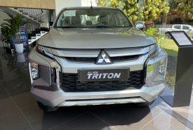 Bán Mitsubishi Triton đời 2020, xe nhập, khuyến mãi nắp thùng giá 600 triệu tại Nghệ An