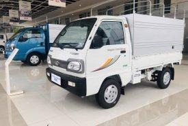 Bán xe tải nhẹ Thaco 5 tạ, nâng tải 9 tạ vào phố thùng bạt, lửng, kín, trả góp từ 60tr giá 162 triệu tại Hà Nội