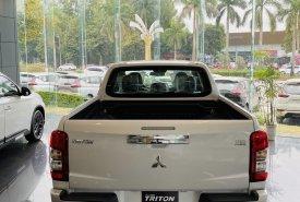 Bán ô tô Mitsubishi Triton đời 2020, màu trắng, nhập khẩu, giá chỉ 600 triệu giá 600 triệu tại Nghệ An