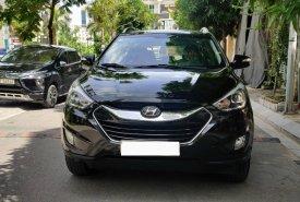 Bán xe Hyundai Tucson 2.0 AT 2014, màu đen, xe nhập giá 610 triệu tại Hà Nội