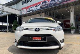 Bán ô tô Toyota Vios E đời 2018, màu trắng giá 510 triệu tại Tp.HCM
