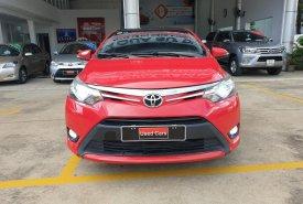 Bán Toyota Vios G đời 2014, màu đỏ, giá chỉ 470 triệu giá 470 triệu tại Tp.HCM