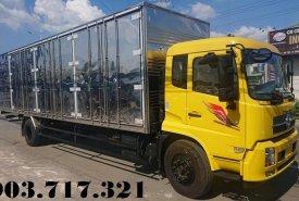 Xe DongFeng B180 thùng kín dài 9m7 tải 7T5, giá tốt giao xe ngay giá 950 triệu tại Tp.HCM