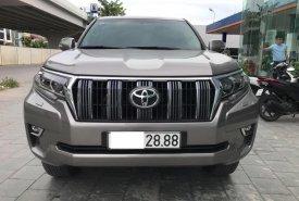 Xe Toyota Prado TX-L đời 2019, màu nâu, nhập khẩu, số tự động giá 2 tỷ 310 tr tại Hà Nội