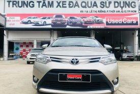 Cần bán Toyota Vios đời 2016, màu nâu  giá 430 triệu tại Tp.HCM