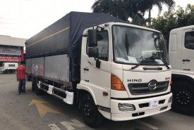 Xe tải Hino FC 6.5 tấn thùng 6.7m giá tốt giao xe ngay giá 800 triệu tại Tp.HCM