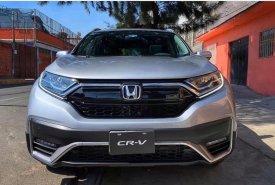 Bán ô tô Honda CR V L đời 2020, màu bạc giá 1 tỷ 118 tr tại Hà Nội