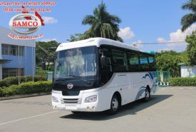 Bán xe khách Samco Allergo 29 chỗ ngồi động cơ Isuzu 3.0cc giá 1 tỷ 390 tr tại Tp.HCM