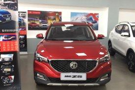 MG ZS 1.5 2WD Luxury sản xuất 2020, màu đỏ, nhập khẩu giá 639 triệu tại Hà Nội