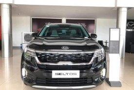 Kia Seltos 2020 số tự động màu đen, giá chỉ từ 589 triệu giá 589 triệu tại Tp.HCM