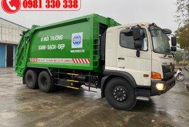Xe chở rác, ép rác 22 khối Hino giá 2 tỷ 600 tr tại Tp.HCM