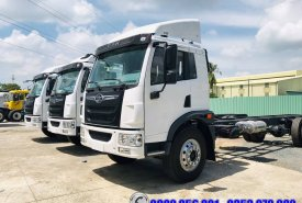 Xe tải thùng dài, xe tải Faw 8 tấn thùng siêu dài 8m2 giá 350 triệu tại Bình Dương