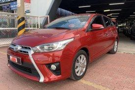 Bán ô tô Toyota Yaris 1.3G AT đời 2015, màu đỏ, nhập khẩu nguyên chiếc giá 520 triệu tại Tp.HCM