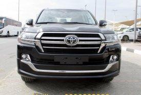 Bán ô tô Toyota Land Cruiser đời 2021, màu đen, nhập khẩu nguyên chiếc giá 6 tỷ 850 tr tại Tp.HCM
