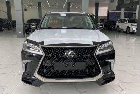 Bán xe Lexus LX 570 Super Sport 2021, màu đen, nhập khẩu chính hãng giá 9 tỷ tại Tp.HCM