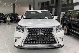 Bán Lexus GX460 đời 2020, màu trắng, nhập khẩu chính hãng giá 5 tỷ 800 tr tại Hà Nội