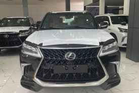 Bán Lexus LX 570 đời 2020, màu đen, xe nhập giá 10 tỷ tại Hà Nội