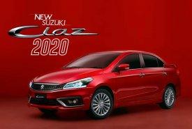Suzuki Ciaz 4AT đời 2020, màu đỏ, xe nhập, giá tốt - Thiết kế lịch lãm - Sang trọng giá 529 triệu tại Bình Dương