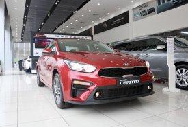 Kia Cerato 2020 số sàn màu đỏ giao liền, giá tốt nhất huyện Củ Chi giá 529 triệu tại Tp.HCM
