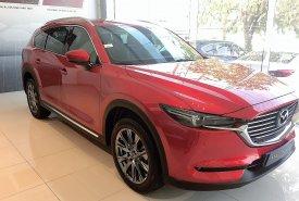 Cần bán xe Mazda CX 8 Deluxe đời 2020, màu đỏ giá 999 triệu tại Bình Dương